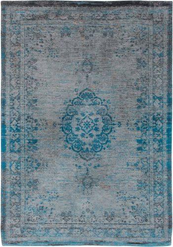 tapijt Louis De Poortere AV 8255 Fading World Medaillon Grey Turquoise