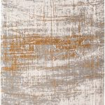 Louis De Poortere tapijt, Mad Men Columbus Gold 8419, Griff design
