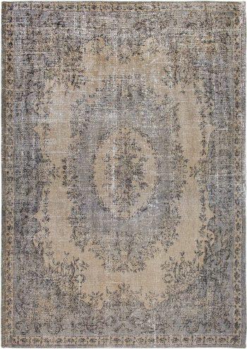Louis De Poortere tapijt LX 9138 Palazzo Da Mosta Colonna Taupe