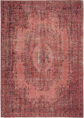 Louis De Poortere tapijt LX 9141 Palazzo Da Mosta Borgia Red