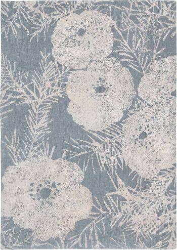 Louis De Poortere tapijt Romo LX 8742 Lomasi Steelblue