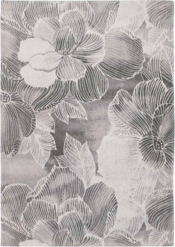 Louis De Poortere tapijt Villa Nova LX 8755 Akina Carbon