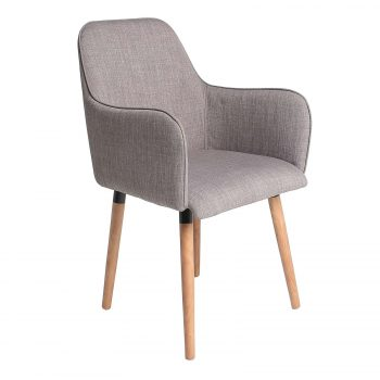 fauteuil Anversa Dalmatia 643 grey 1
